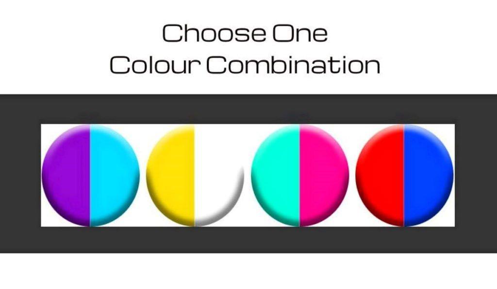 Kombinimi i ngjyrave që ju pëlqen zbulon diçka rreth personalitetit tuaj