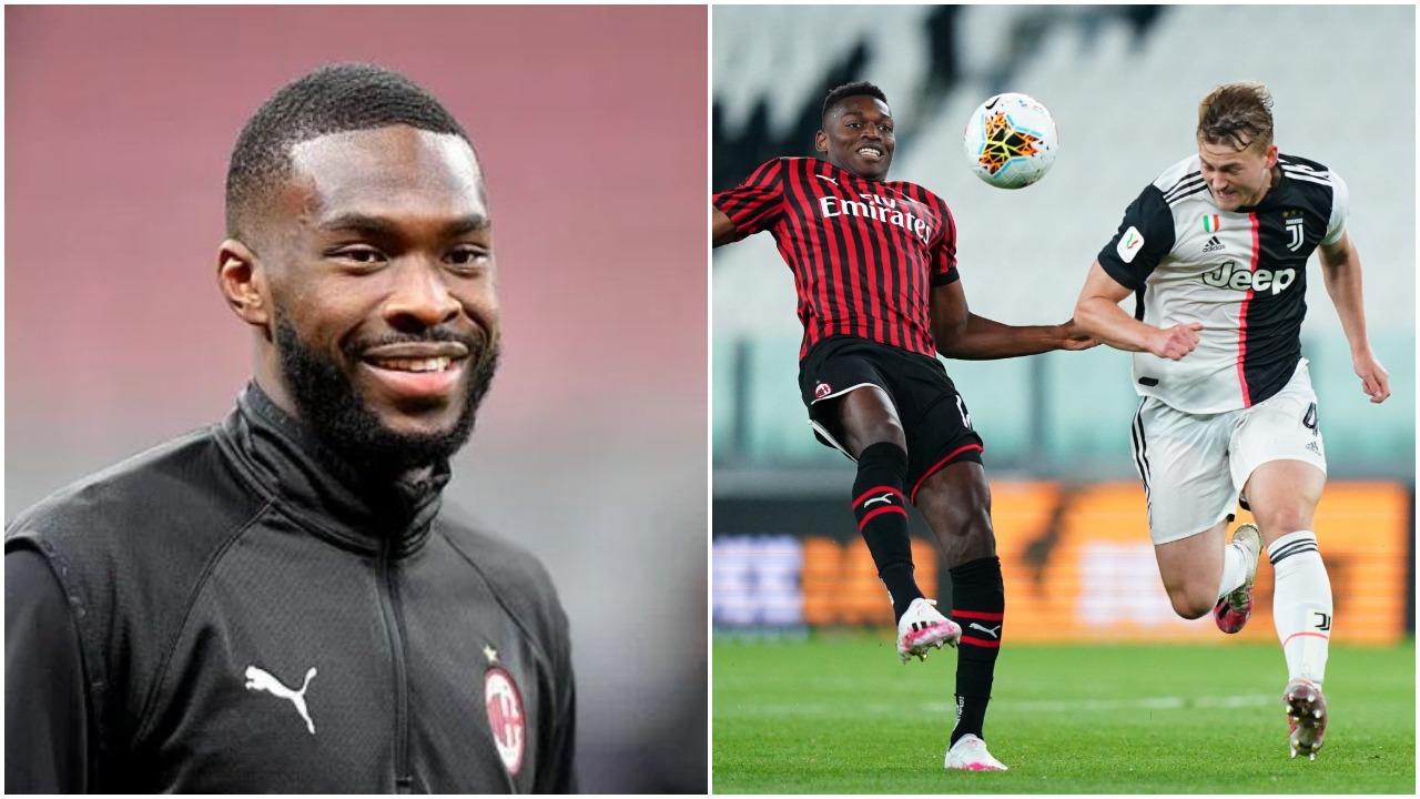 """""""Milan, mos e humb këtë shans! Tomori është më i mirë se De Ligt"""""""