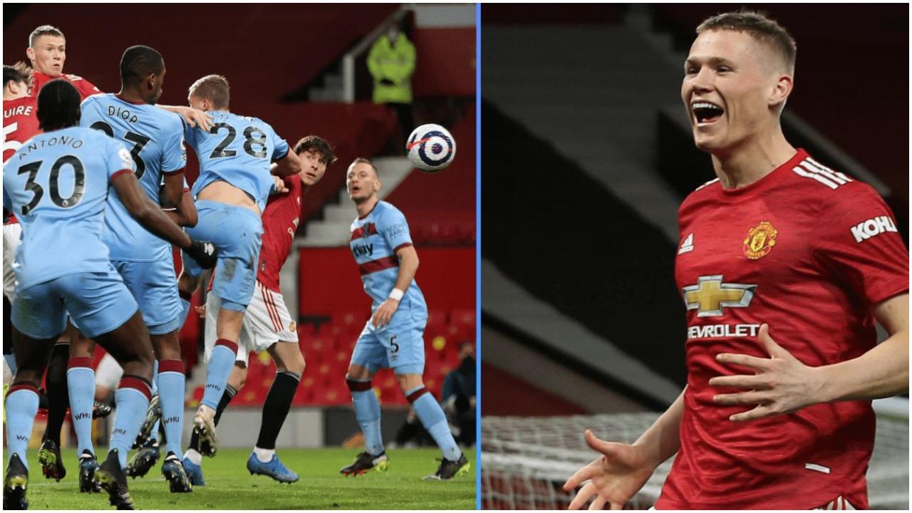 """VIDEO/ Mjafton një autogol, United nuk gabon në """"Old Trafford"""""""