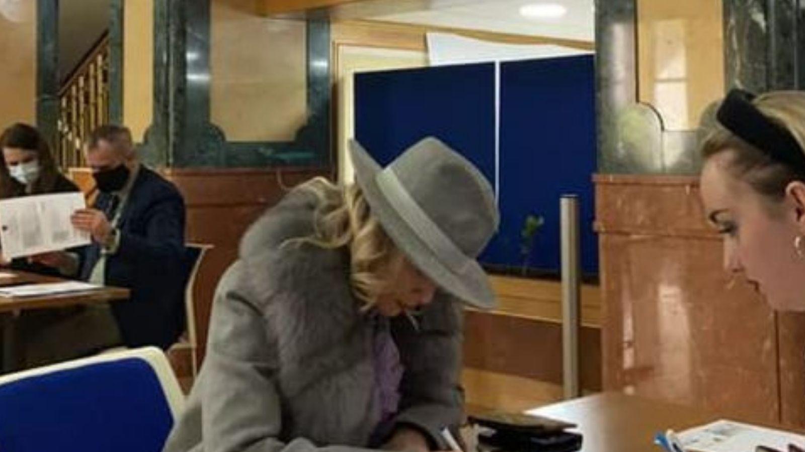 Aktorja shqiptare regjistrohet si deputete: Shpresoj për një të ardhme të ndritur