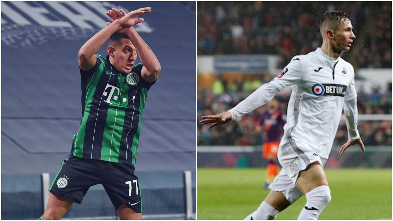 VIDEO/ Uzuni gjen golin e radhës në Hungari, Celina asist në Ligue 1
