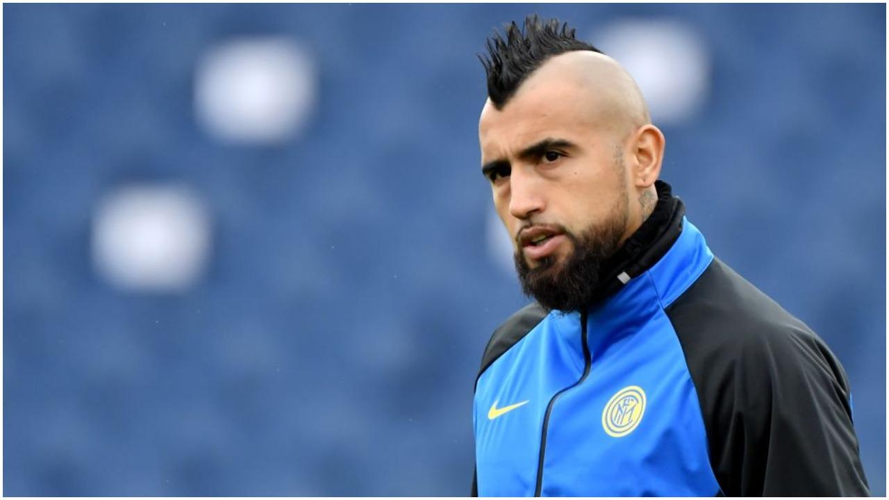 """""""Vidal nuk largohet, do fitojë titullin dhe Champions League me Interin"""""""