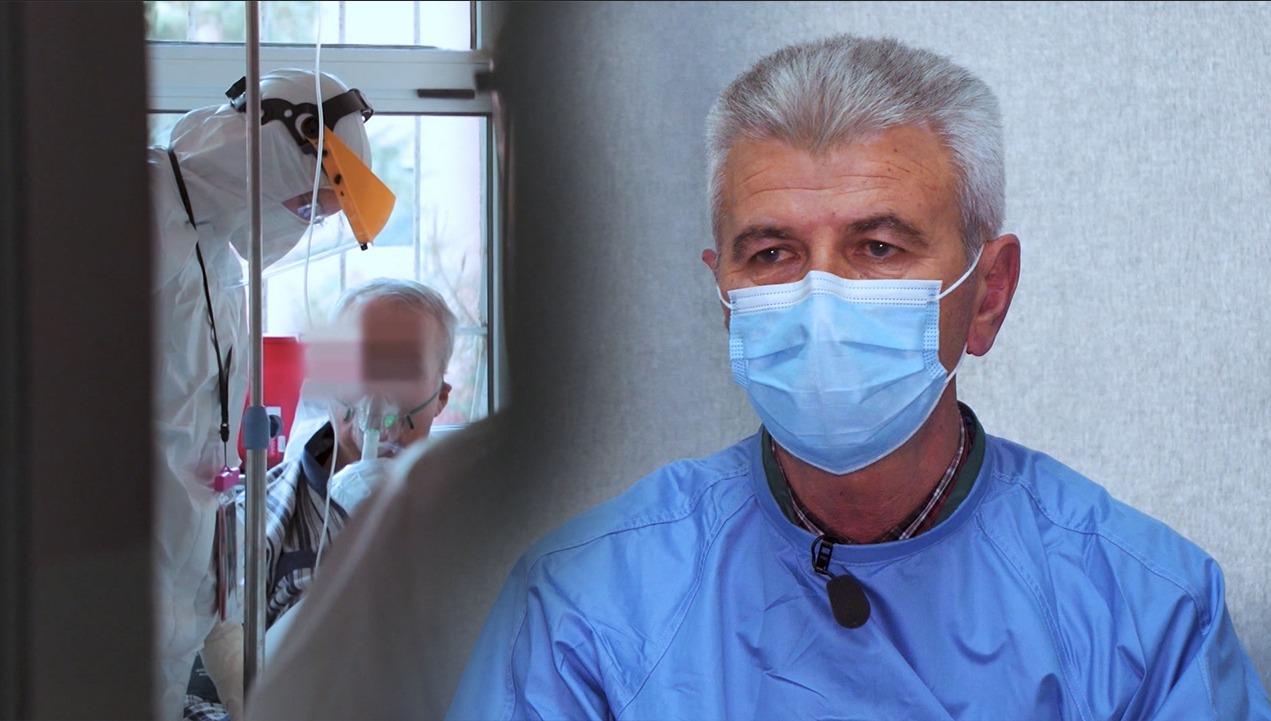 Flet mjeku që zbuloi pacientin zero në Shqipëri: Frika ime dhe përballja me familjen e të infektuarit