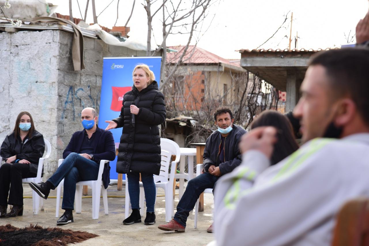 Doda në Njësinë nr. 8: Komuniteti rom në kushte çnjerëzore, do pezullojmë aktet arbitrare të qeverisë