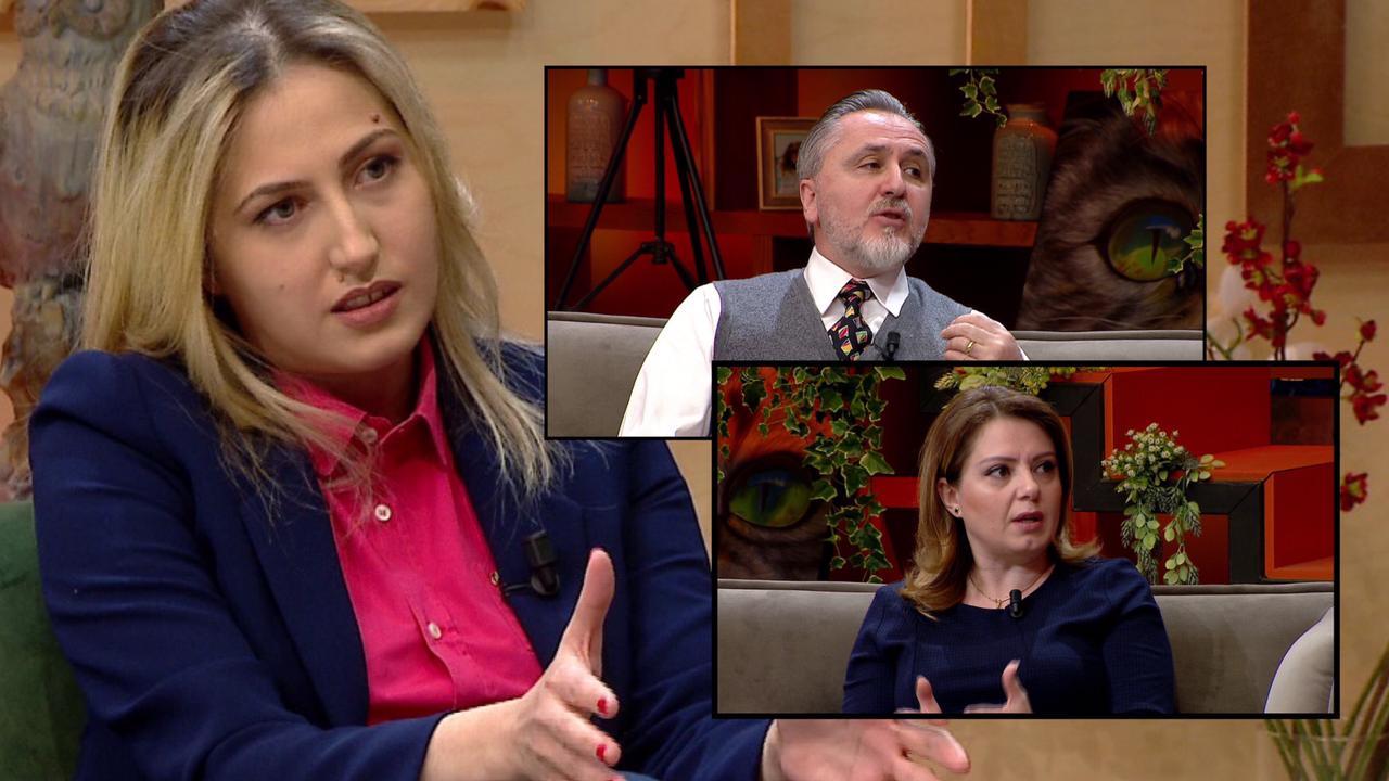 Frikë infektimi nga takimet elektorale? Pampuri dhe Zhupa në 'Abc e pasdites' tregojnë ndjesitë!