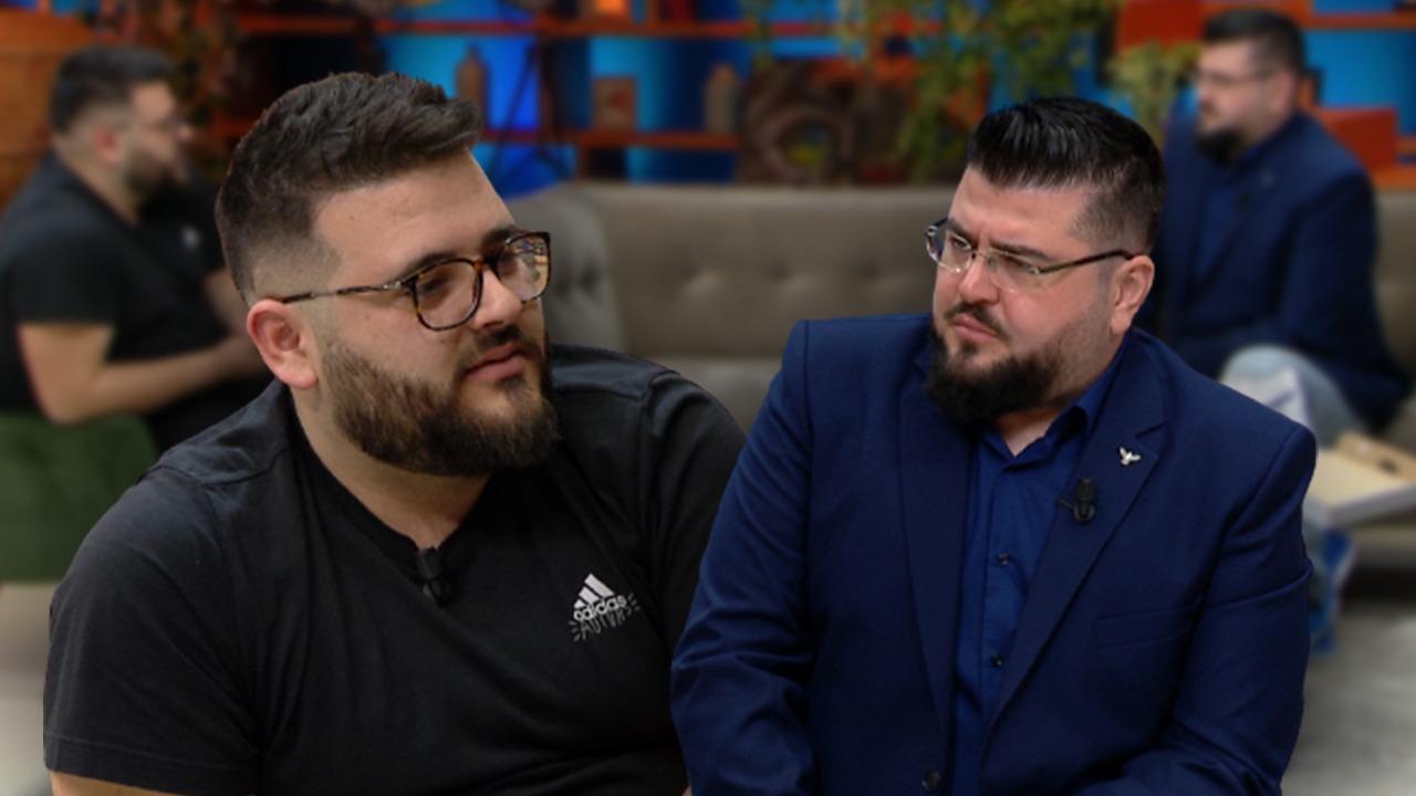 """Intervista e pazakontë në """"Abc-ja e mëngjesit"""", Alban Musa përballë """"vetes"""" së tij"""