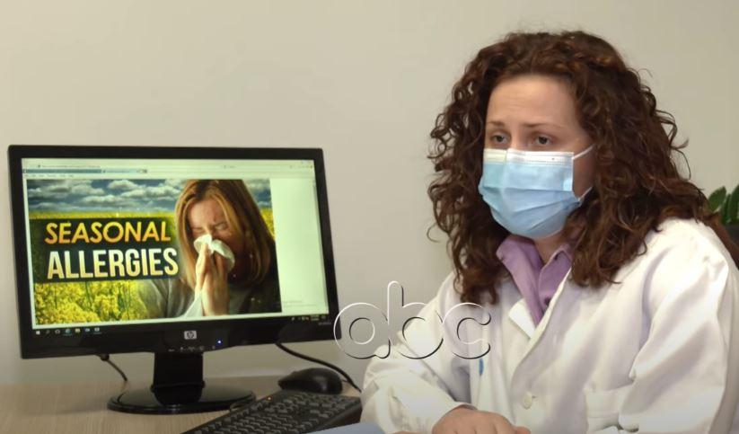 """Pranvera shton alergjitë, alergologia në spitalin """"Hygeia"""": Pacientët po shfaqin shenja të ndryshme"""