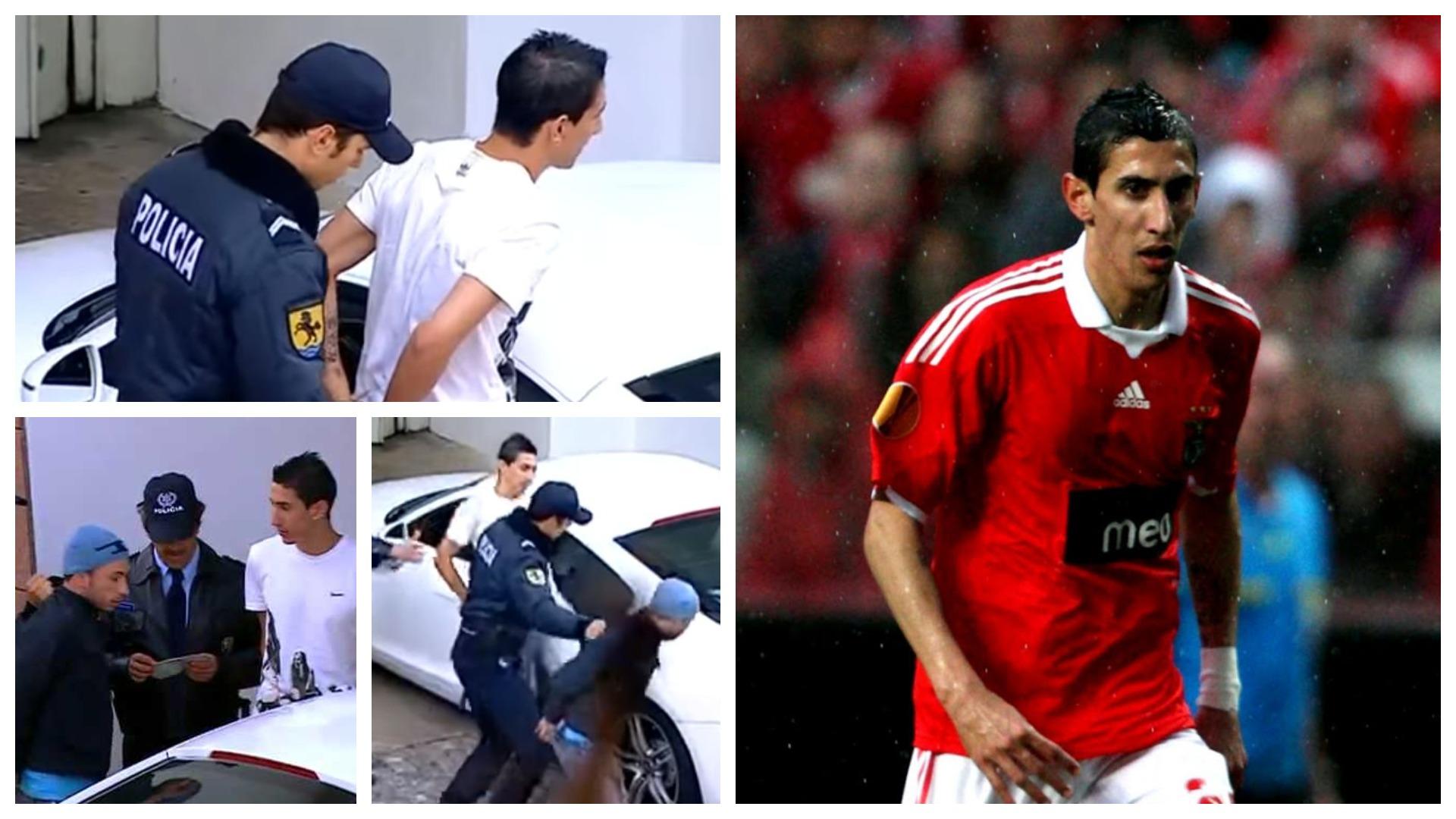 ANEKDOTA E DITËS/ Pranga dhe sherr, si David Luiz e futi në kurth argjentinasin Di Maria
