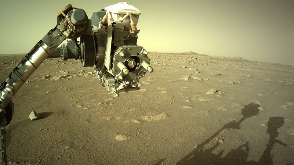 """Misioni në Mars, NASA publikon pamje të reja nga """"planeti i kuq"""""""