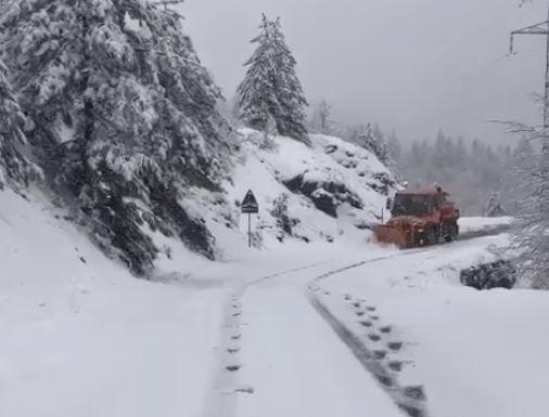 Reshje bore në veri,  ARRSH jep informacion për gjendjen e rrugëve