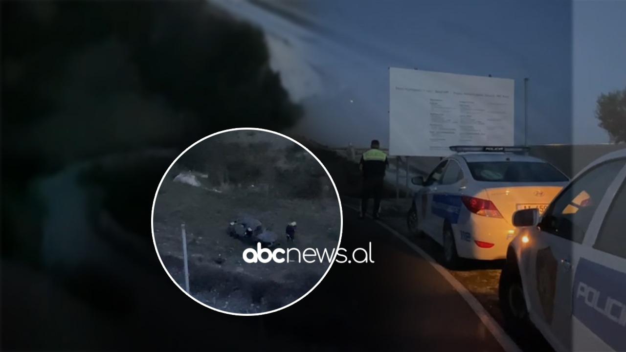 Makina në Gramsh bie nga 150 metra lartësi: Plagosen dy të rinj, një në gjendje kritike