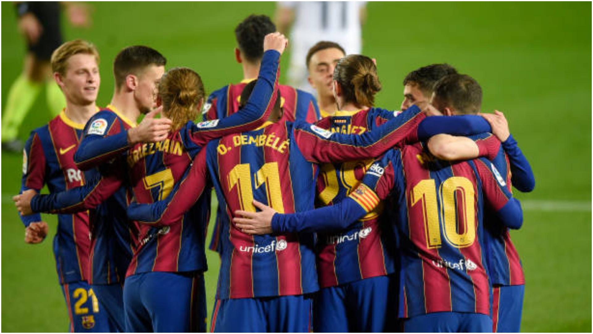 Spastrime, Aguero dhe e ardhmja e Messit: Kristalizohen planet e Barcelonës
