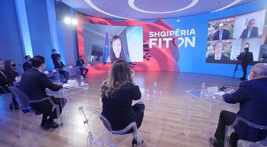 Basha diskutim me Komisioneren e BE, Mariya Gabriel: Arsimi kërkon një qasje vizionare