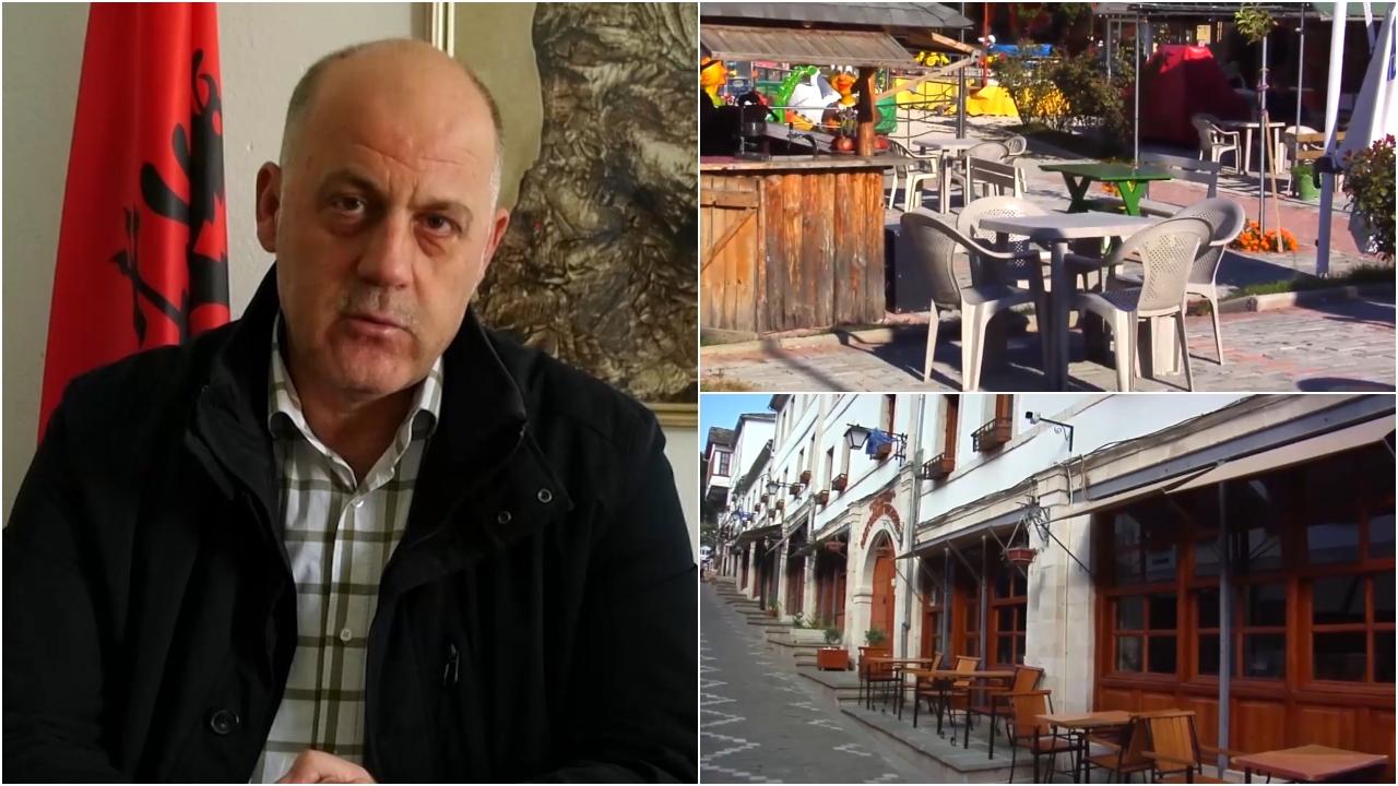 """""""Turizmi në gjendje kritike"""", Covid-19 mbylli 111 biznese në Gjirokastër gjatë 2020-tës"""