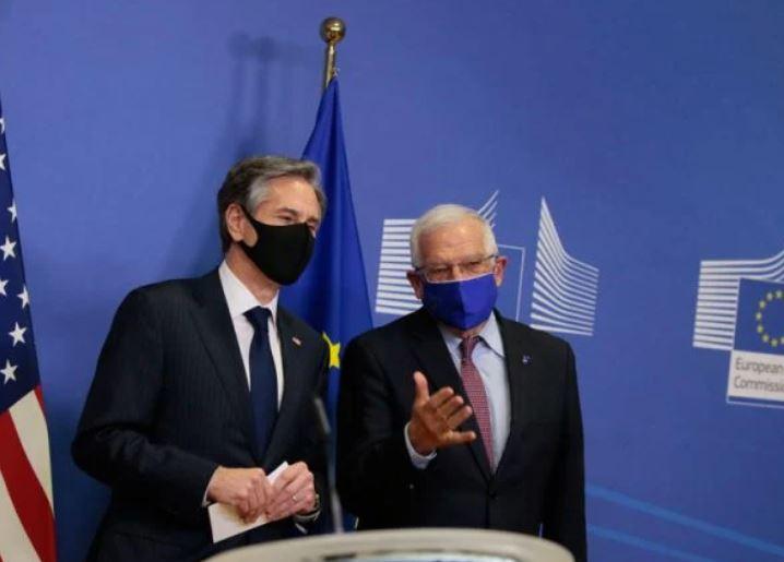 Borrell – Blinken: Siguria e Mesdheut Lindor e rëndësishme