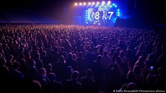 Një koncert në kohë pandemie