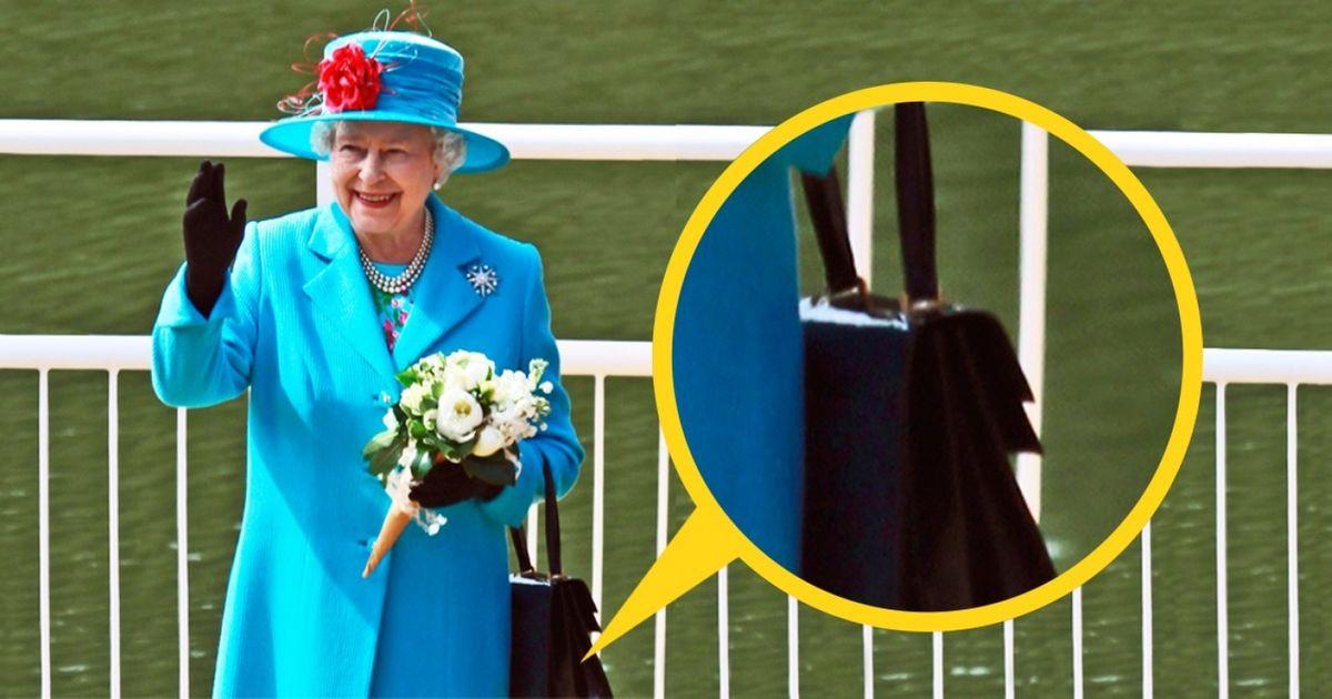 Kjo është arsyeja pse mbretëresha mban gjithmonë me vete çantë, në publik