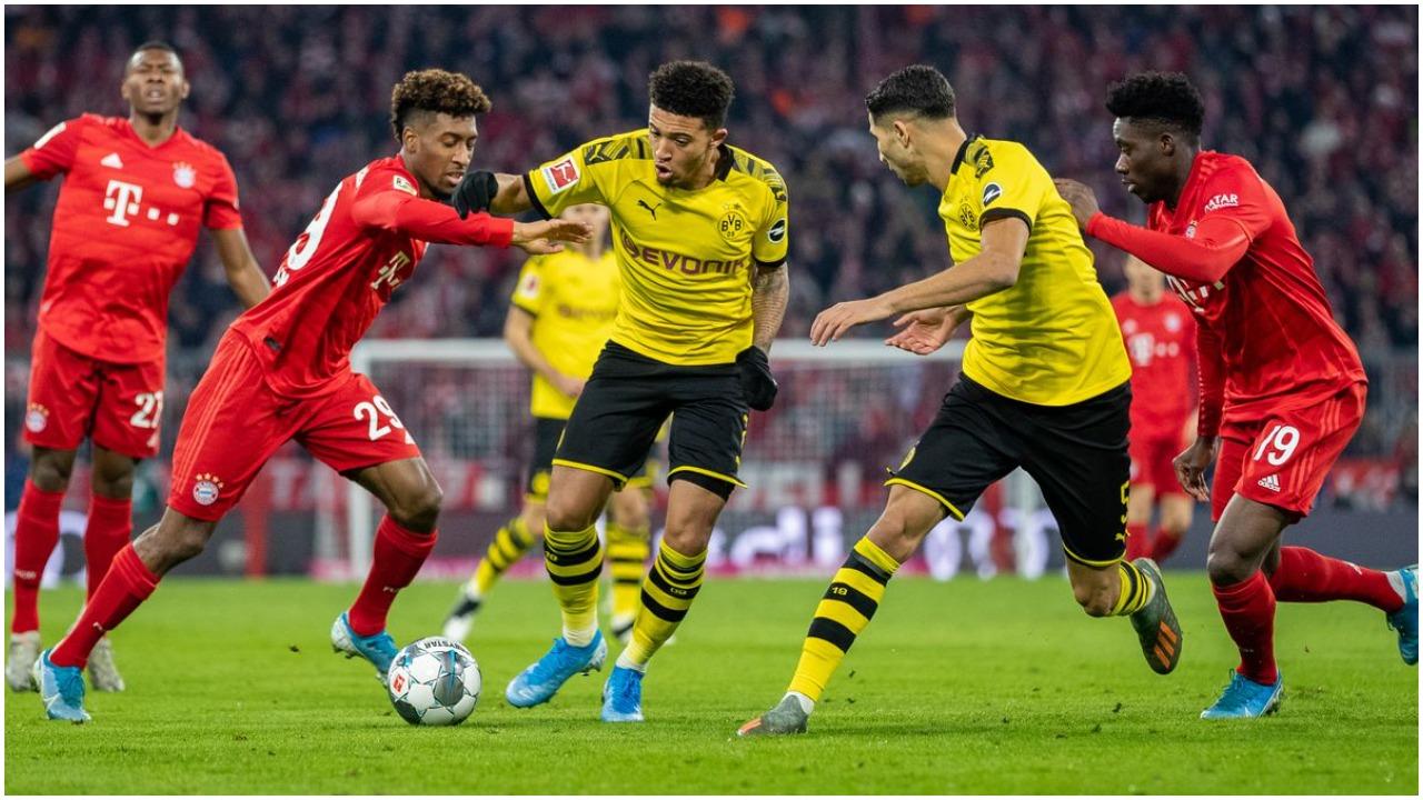 VIDEO/ Derbi në merkato, adoleshenti austriak çmend Bayern dhe Dortmund