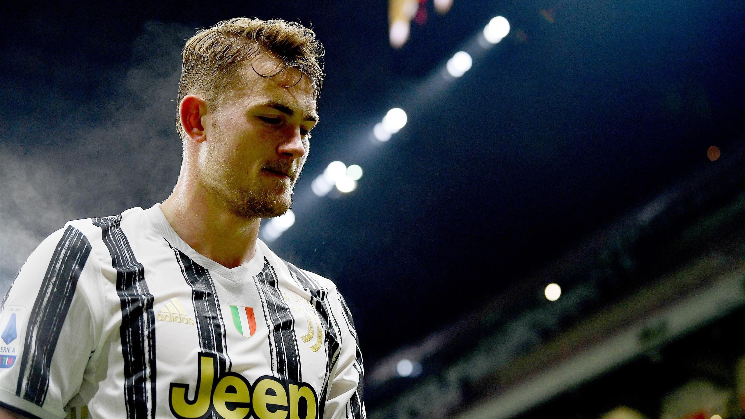 """De Ligt në objektivin e dy gjigantëve, """"dridhet"""" Juventus"""