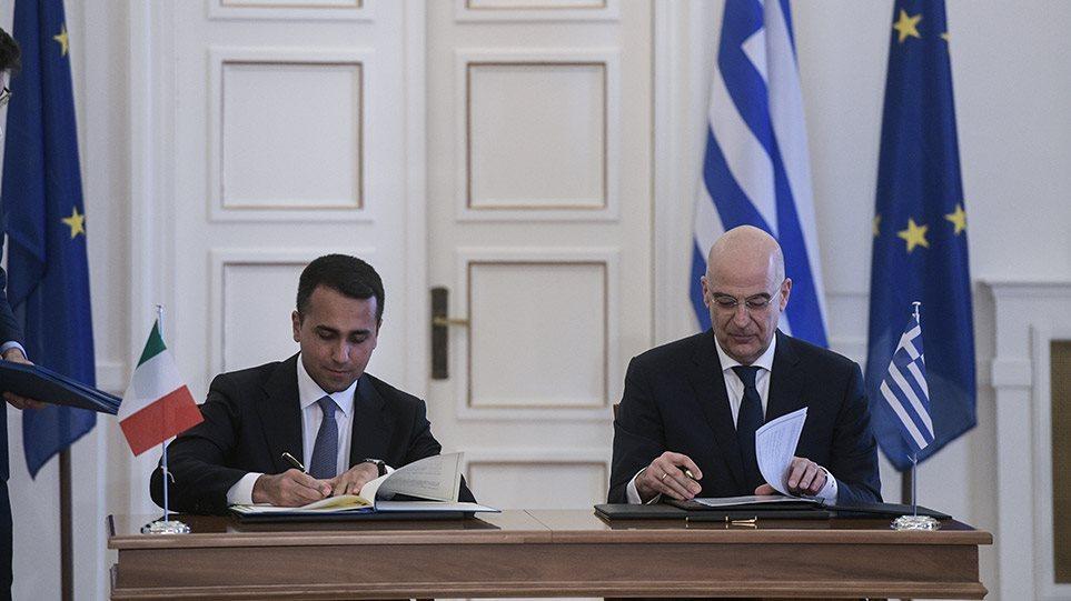 Parlamenti italian ratifikon marrëveshjen me Greqinë për caktimin e zonave detare