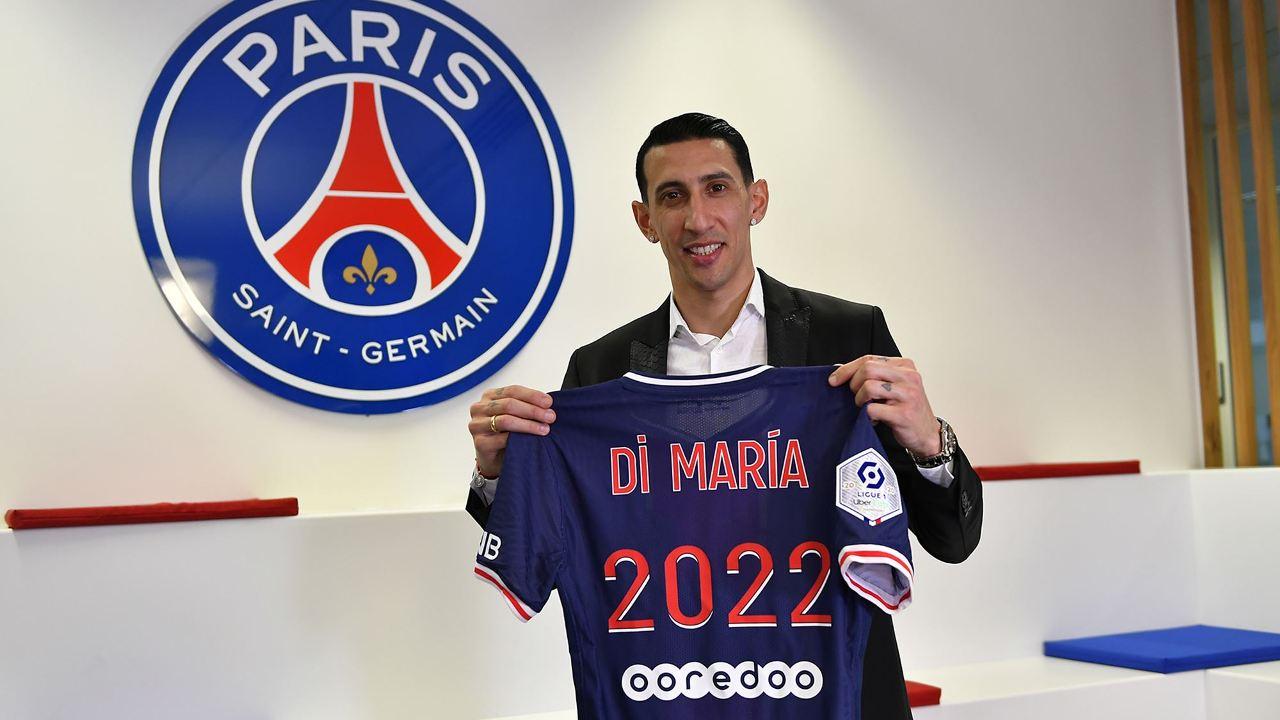 Di Maria firmos kontratën e re, PSG tani ka një mision tjetër në merkato