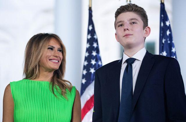 I biri feston ditëlindjen, ndjekësit gjejnë detajin e pazakontë te urimi i Melania Trump