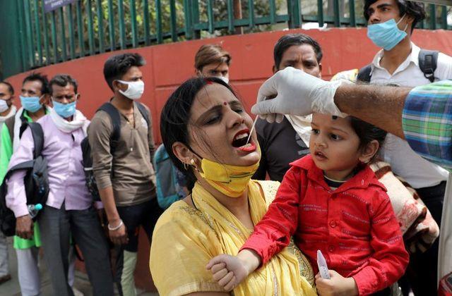 India mund të ketë zbuluar një mutacion të ri të koronavirusit