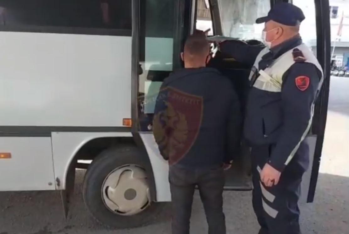 Gjoba për masat anti-Covid dhe shkelje të qarkullimit rrugor, Policia e Durrësit kontrolle në të gjithë territorin