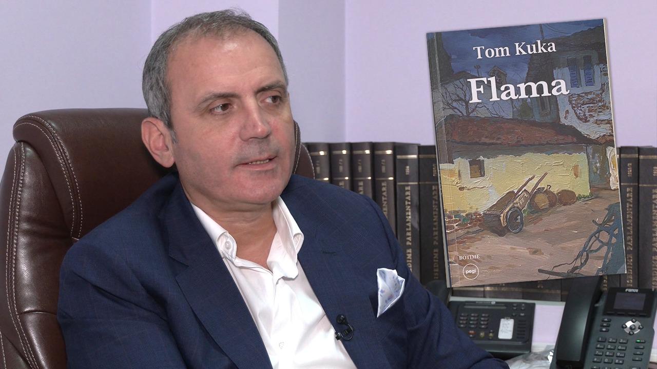 """Krimi si gjëma e mëkatit, kjo është  """"Flama"""" e Tom Kukës"""