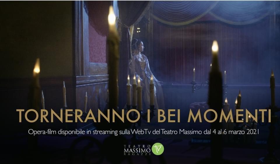 Surprizon italianët, sopranoja shqiptare përuron për herë të parë Web TV-në e re të Teatrit të njohur
