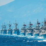 Dy avionë turq, shpërthim i fuqishëm mbi ishujt grekë