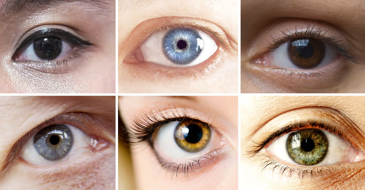 Çfarë do të thotë ngjyra e syve për personalitetin tuaj