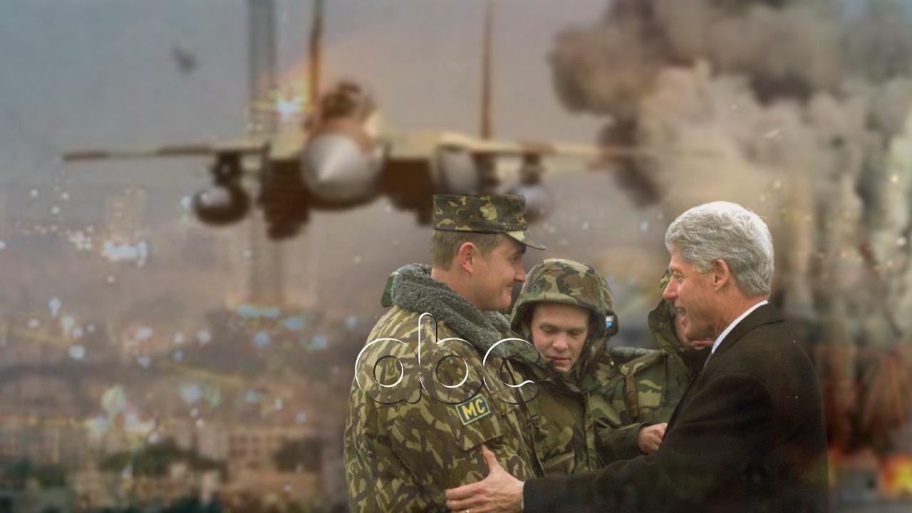 Tym e rrënoja, fotot e rralla nga 24 marsi kur NATO bombardoi Serbinë për të çliruar Kosovën