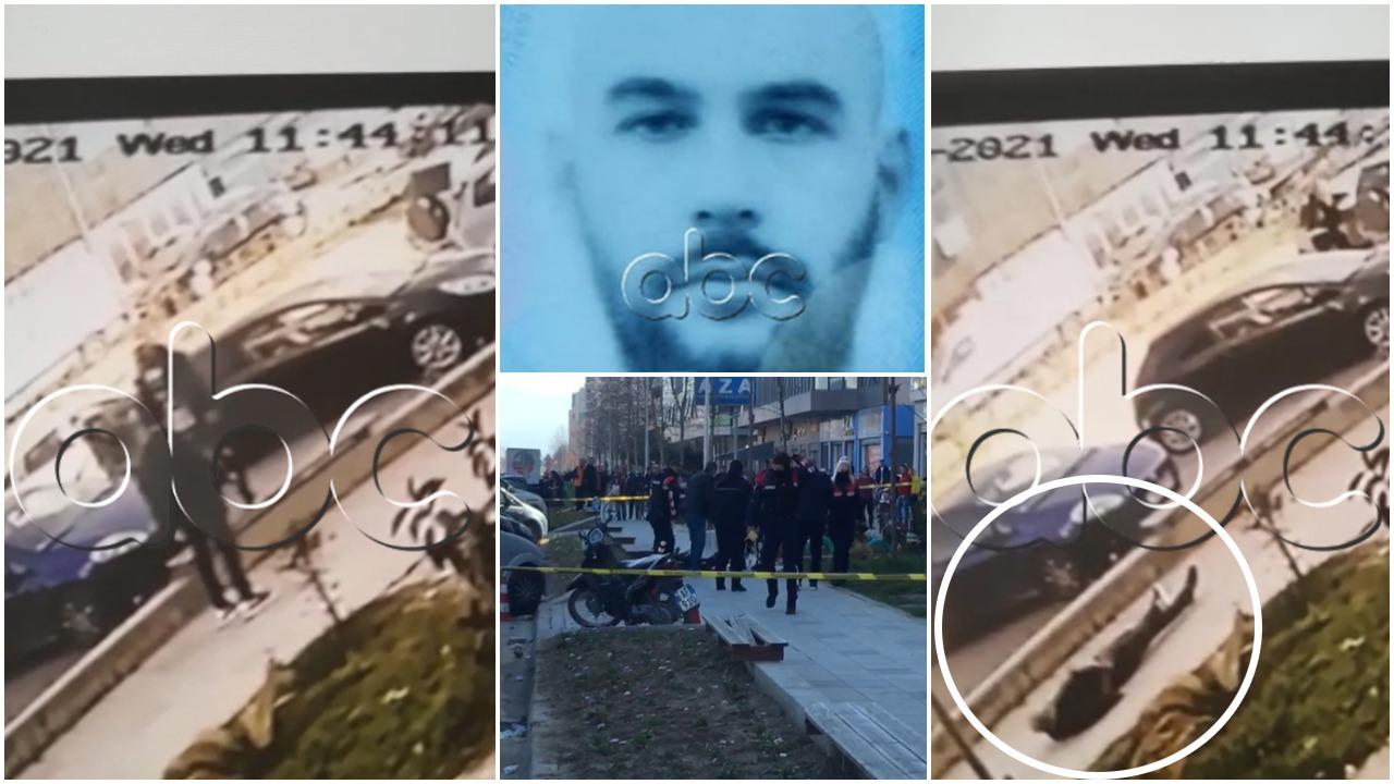 EKSKLUZIVE/ Momenti i vrasjes së djalit të ish-policit në Vlorë