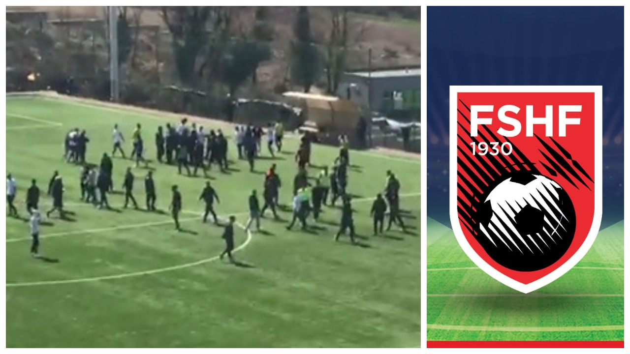 VIDEO/ Sherri masiv në ndeshjen e moshave, FSHF: Arrestoni dhe dënoni dhunuesit!