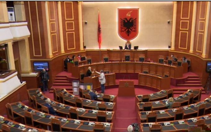 Nis seanca plenare, Gjuzi uron 8 Marsin, dhuron lule ministres Ekonomi
