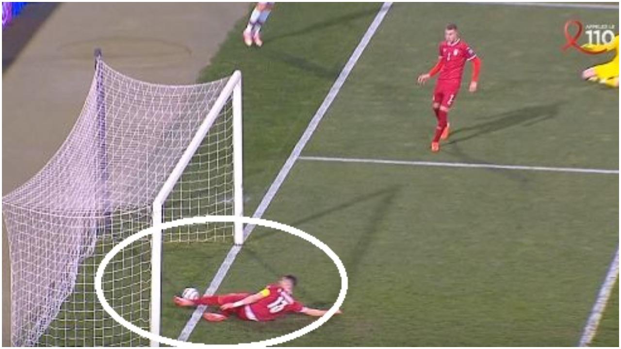 """VIDEO/ E turpshme, Ronaldos nuk i njihet goli që """"fundoste"""" Serbinë"""