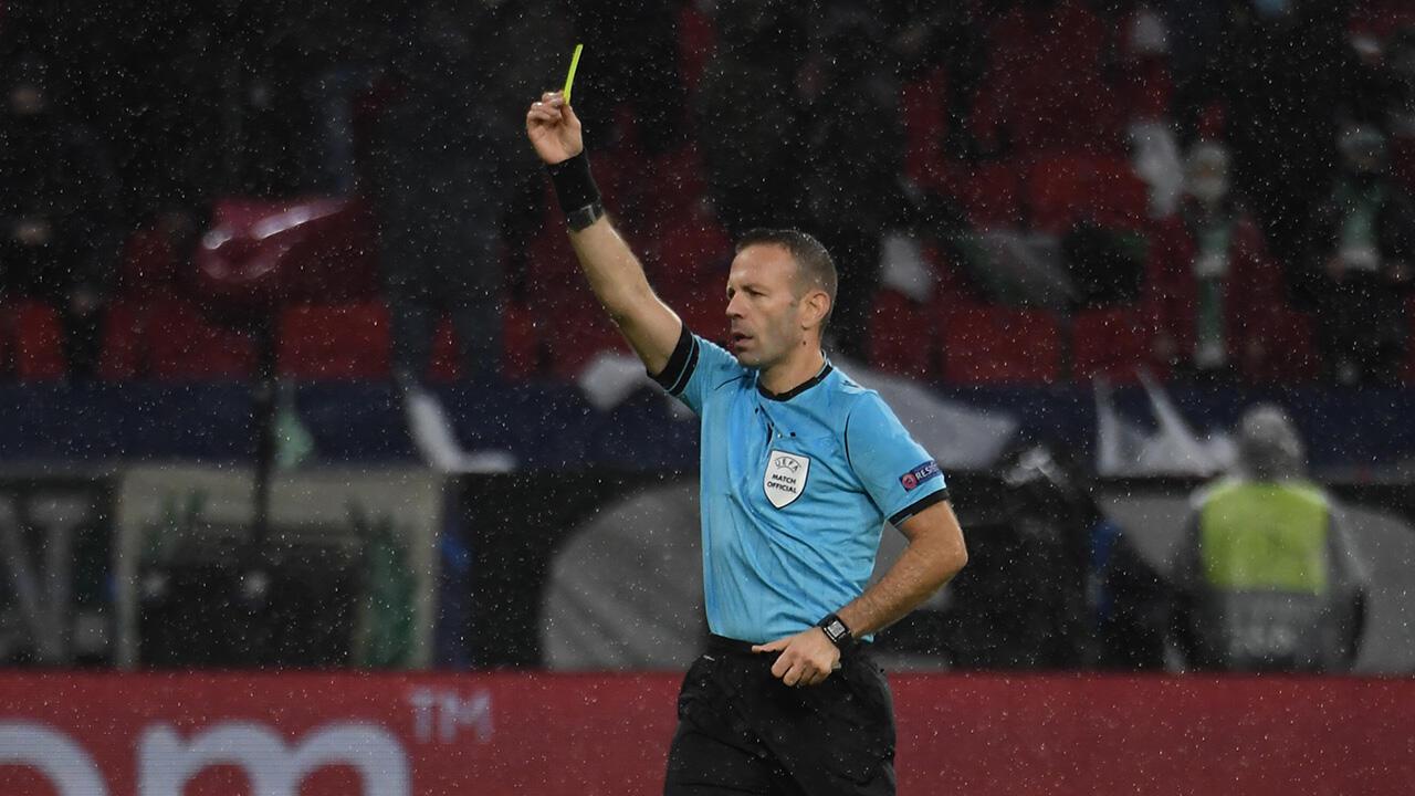 Gjykon në Champions League, UEFA cakton arbitrin e Shqipëri-Angli