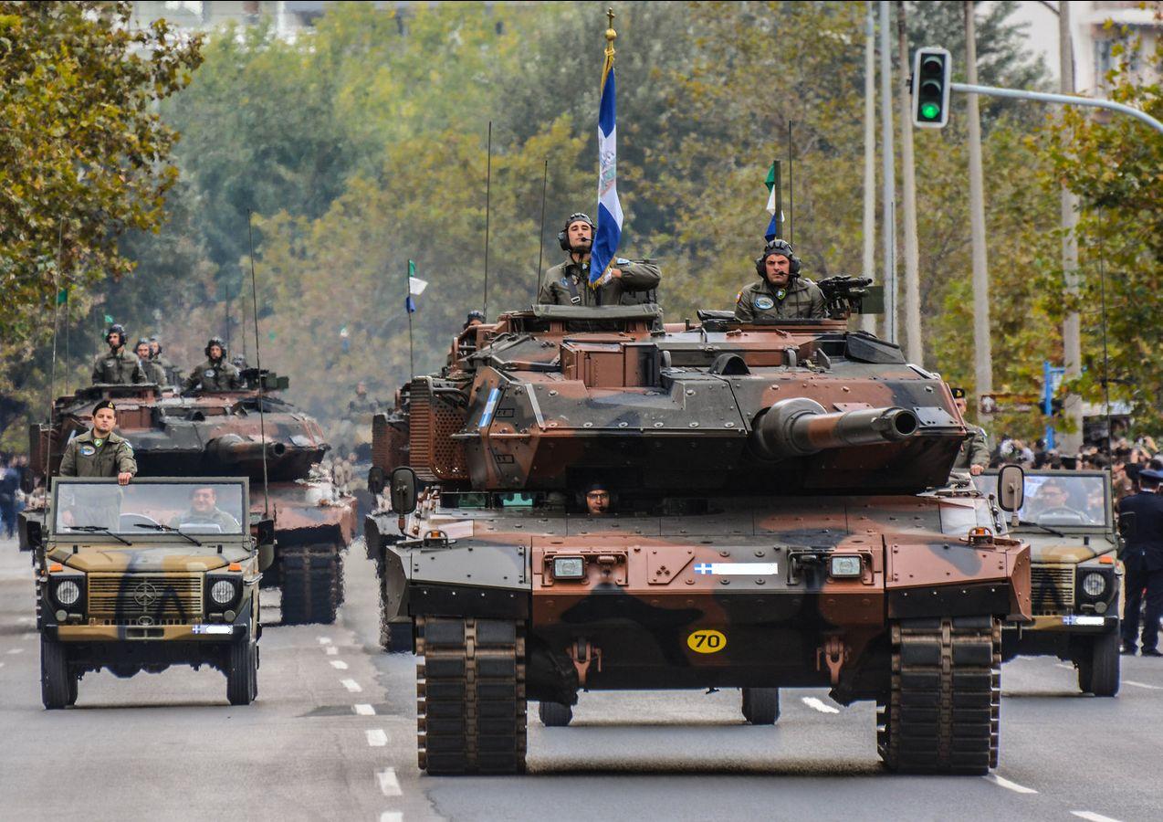 """""""Tërmet"""" në ushtrinë greke, Këshilli i Sigurisë vepron me dorë të hekurt"""