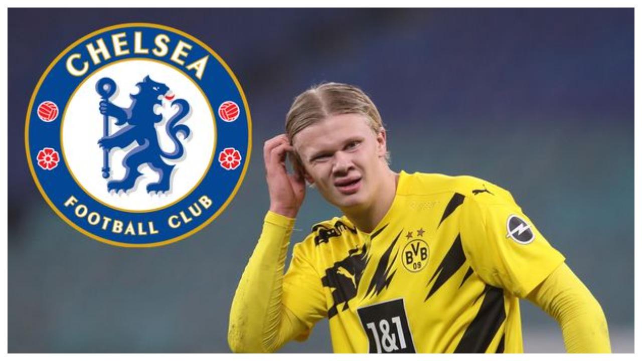 Këmbëngulja e Borussias për Haaland tremb Chelsean, në Londër është gati plani B
