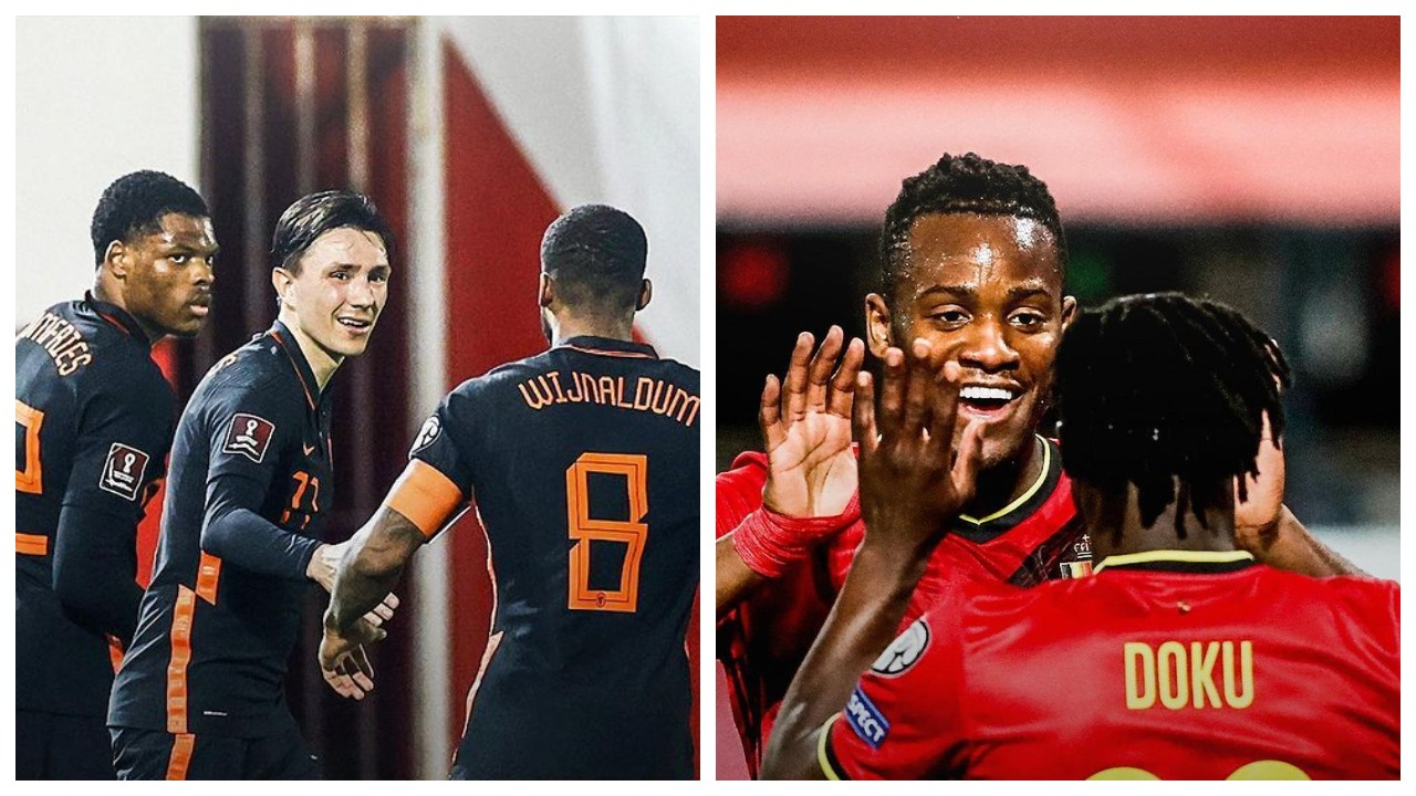 Holanda e Belgjika realizojnë goleada, s'falin Portugalia e Kroacia! Dramë për Turqinë