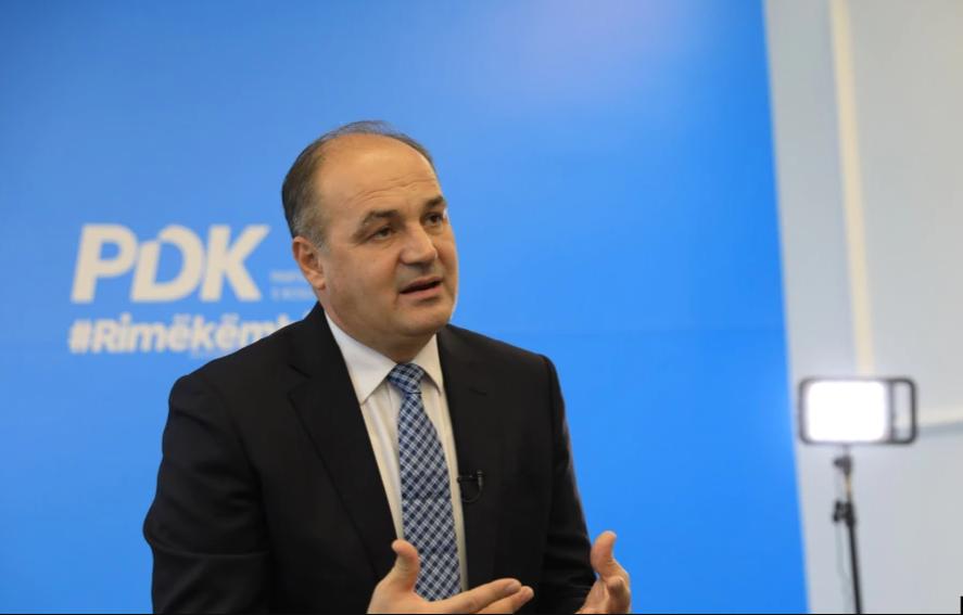 PDK: Nëse Osmani zgjidhet presidente, pushteti përqendrohet në duart e Kurtit
