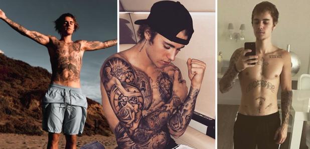 I mbuluar me tatuazhe në gjithë trupin, Justin Bieber tregon vendin ku nuk do të bëjë asnjëherë