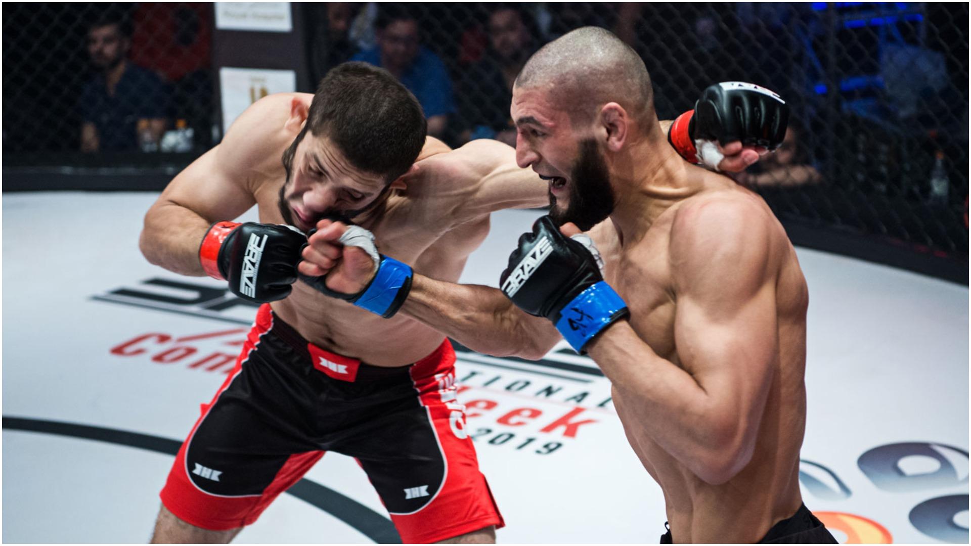 E papritur/ Covid-19 i lë pasoja të rënda, luftëtari 26-vjeçar tërhiqet nga UFC