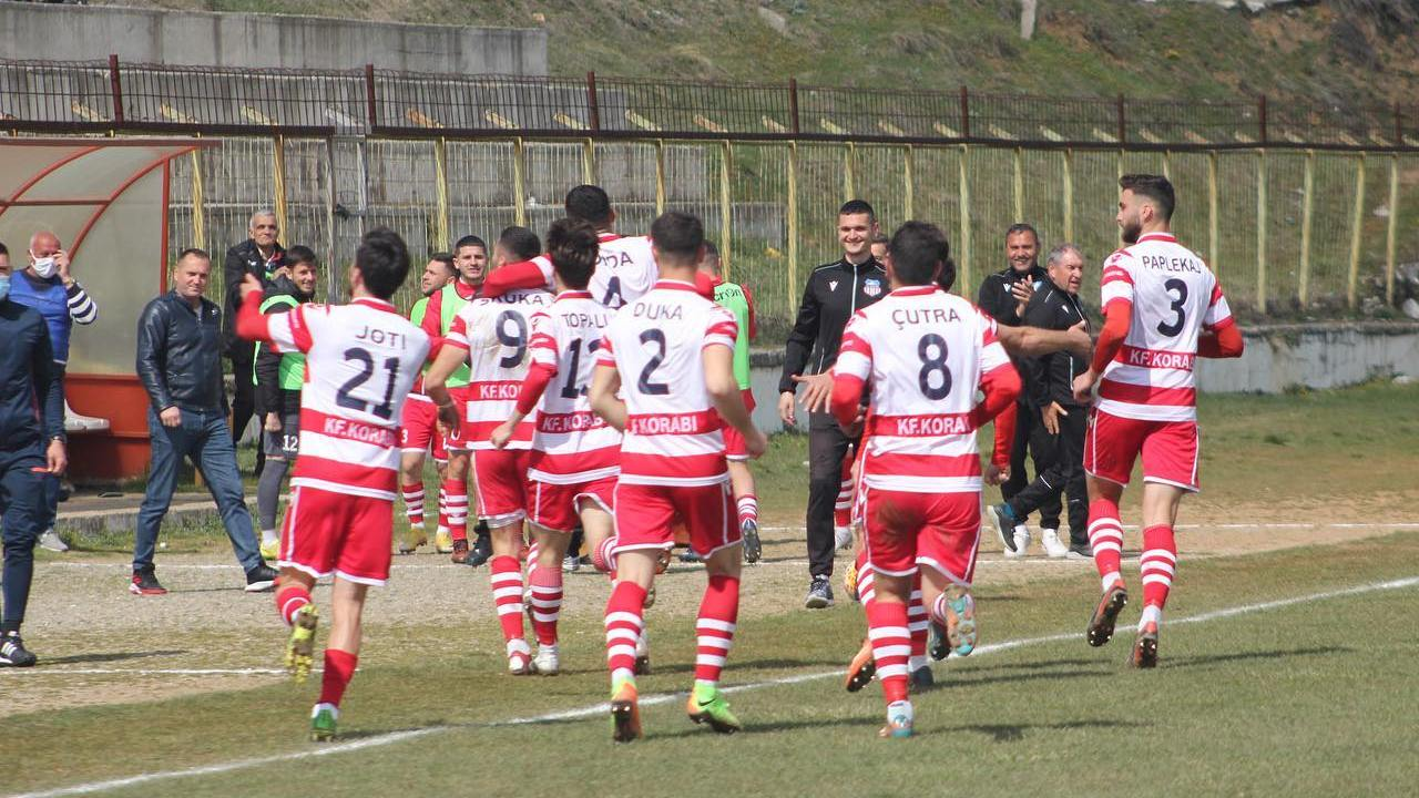 Kategoria e Parë: Skuka i mjafton Korabit, Dinamo bie në vendin e tretë