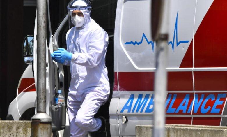 Rekord infektimesh në Maqedoninë e Veriut, 24 të vdekur në 24 orët e fundit