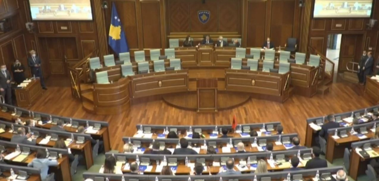 Zgjidhen nënkryetarët e legjislaturës së VIII-të në Kuvendin e Kosovës