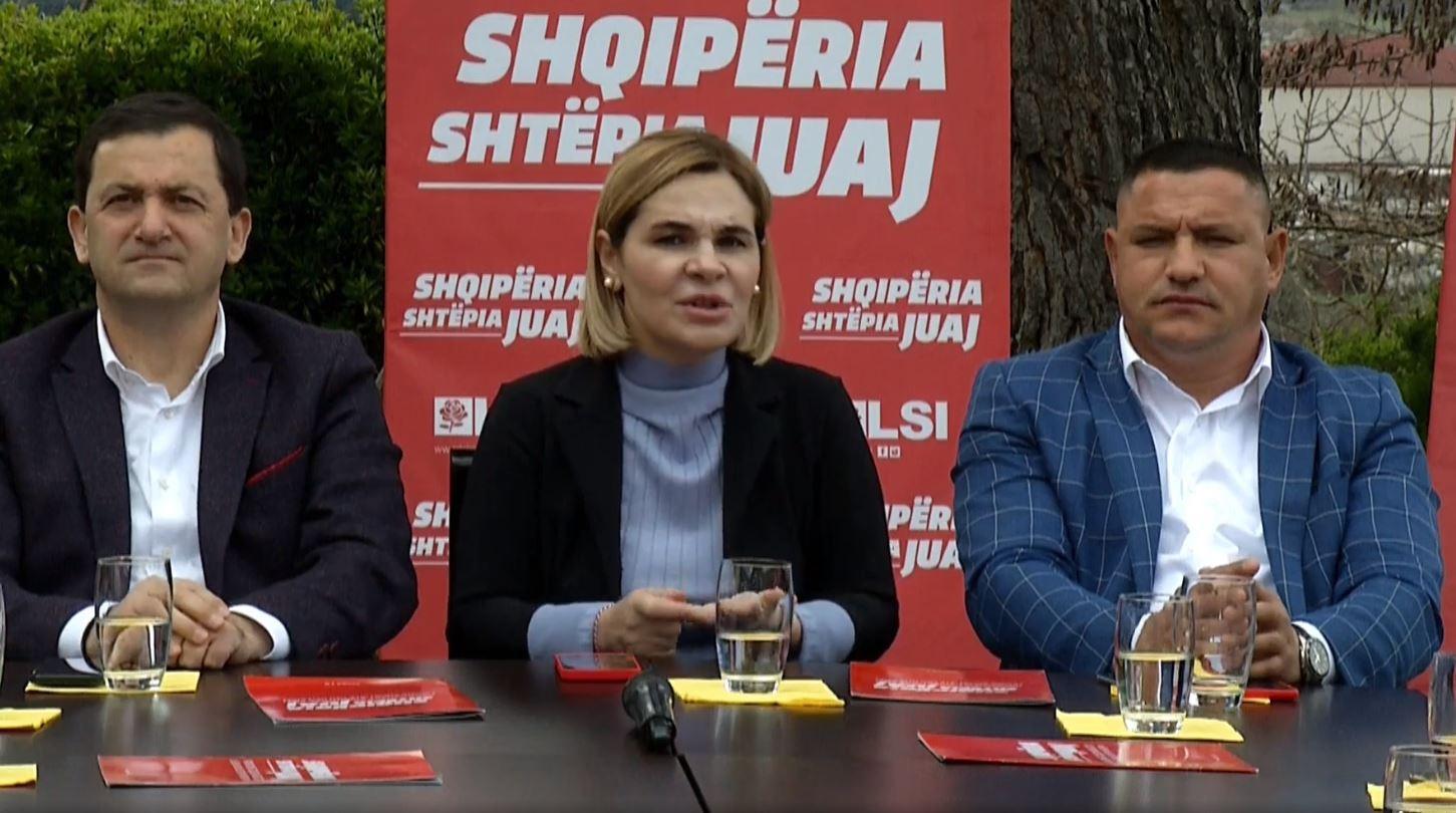 Incidenti në Elbasan, Kryemadhi: Qytetarët e përzunë, ne e dimë çfarë do të ndodhë me 25 prill