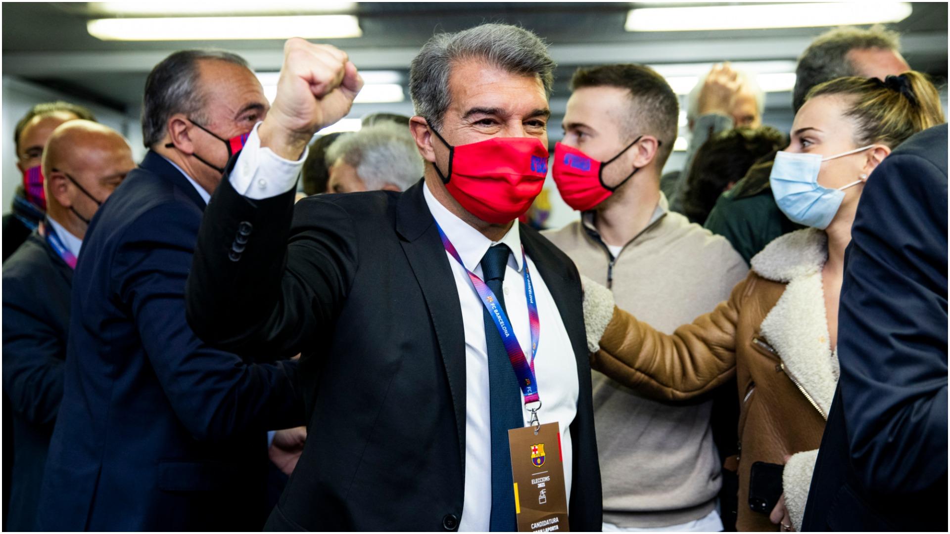 Laporta: Superliga e Europës domosdoshmëri, jemi gati të flasim me UEFA-n
