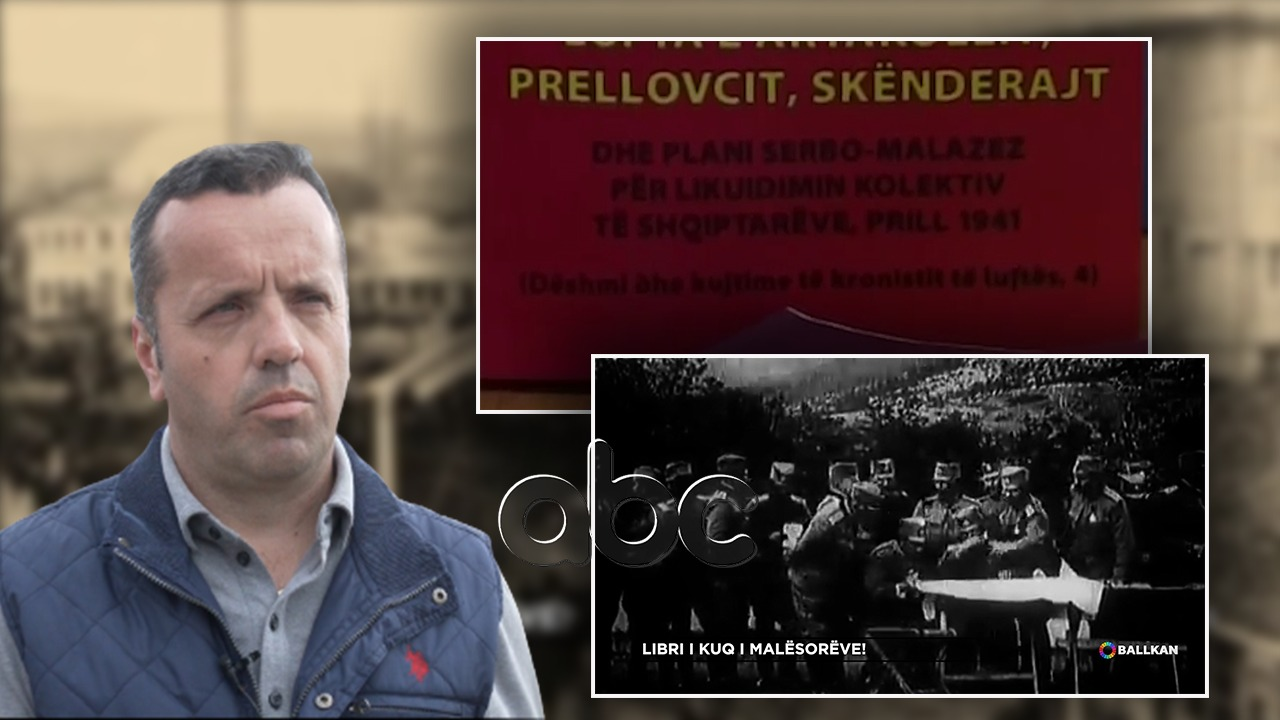 """Libri i kuq i malësorëve në """"Ballkan"""""""